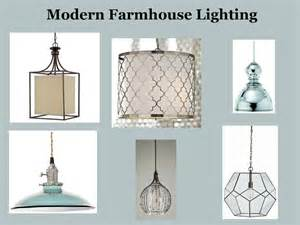 modern farmhouse lighting redesignedinteriors