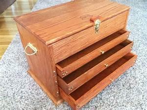 Custom Tool Box by Phoenix Woodworking CustomMade com