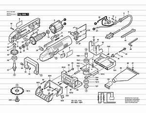 Skil Hd 1606 Plate Joiner Power Tool Schematic