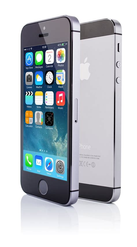 apple iphone 5s review pc advisor