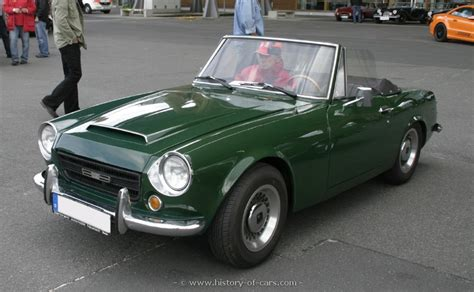 Datsun Fairlady Parts by 1959 Datsun Fairlady Information And Photos Momentcar
