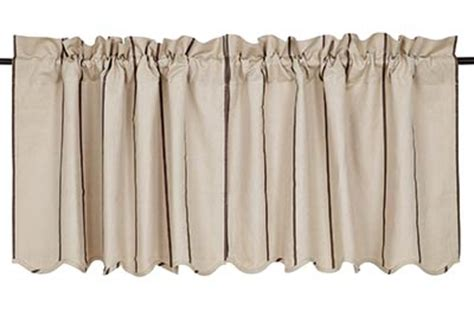 tier curtains 24 inch slate 24 inch tiers by vhc brands the patch
