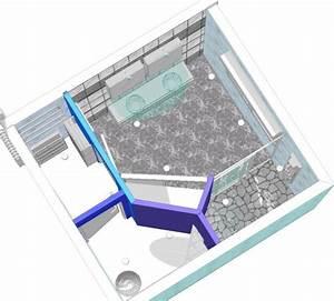 Salle De Bain 5m2 : salle d eau 5m2 amazing lvations coaching dco petite ~ Dailycaller-alerts.com Idées de Décoration