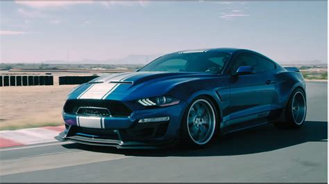 Shelby American Shows Off The New 2018-2019 Super Snake