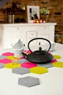 DIY Table Coasters