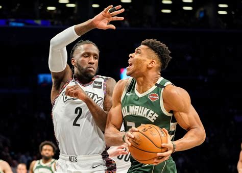 Nets Vs Bucks / Milwaukee Bucks Vs Brooklyn Nets Preview ...