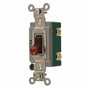 Hubbell Wiring Hbl3032pl Heavy Duty Grade Two Position Ac