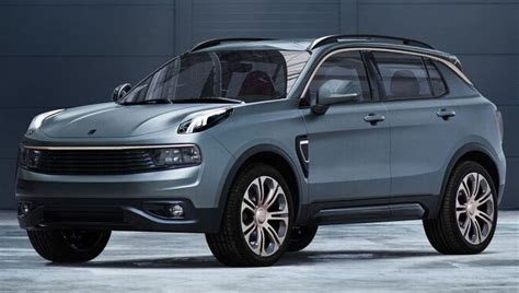 Volvo-owner Geely Launches New Car Brand With Compact Suv