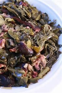 Crock Pot Collard Greens and Ham Hocks I Heart Recipes