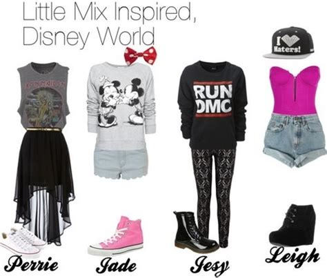 87 best little mix style of clothes images on Pinterest | Mix style Little mix outfits and ...