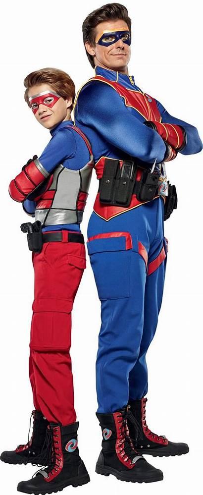 Danger Henry Norman Jace Nickelodeon Barnes Captain