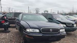 1999 Buick Lesabre At The Junk Yard