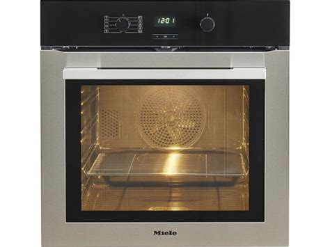 Choose this luxury piece to complete any kitchen. Miele H2760BP built-in oven review - Which?