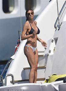 Sylvester Stallone39s Wife Looks Youthful In Bikini As They