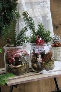 Weckgläser Weihnachtlich Dekorieren : weihnachten vintage total weihnachtsdekoration ~ Watch28wear.com Haus und Dekorationen