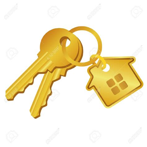 Clipart Key House Clipart Clipground
