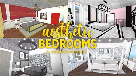 roblox bloxburg aesthetic bedrooms autumn bedroom