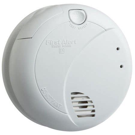 First Alert Brk Hardwire Smoke Alarm With