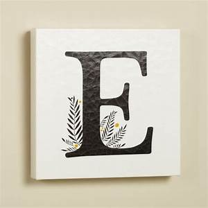 alphabet canvas wall art With canvas letters for wall