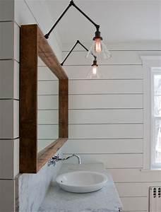 Applique Salle De Bain Noire : applique salle de bains et autres clairages que choisir ~ Teatrodelosmanantiales.com Idées de Décoration