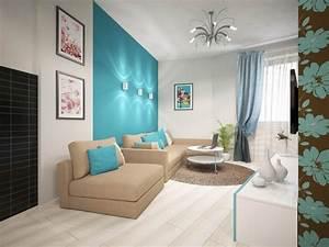 Wohnideen Wohnzimmer Türkis : wohnzimmer in t rkis einrichten 26 ideen und farbkombinationen ~ Markanthonyermac.com Haus und Dekorationen