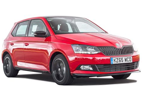 Skoda Fabia hatchback review   Carbuyer