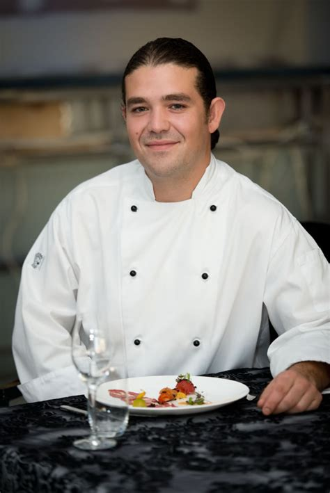 chef de cuisine introducing americo fernandes as chef de cuisine bacchus south bank brisbane