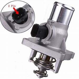 Engine Coolant Thermostat Assembly For Chevrolet Aveo Cruze 2009