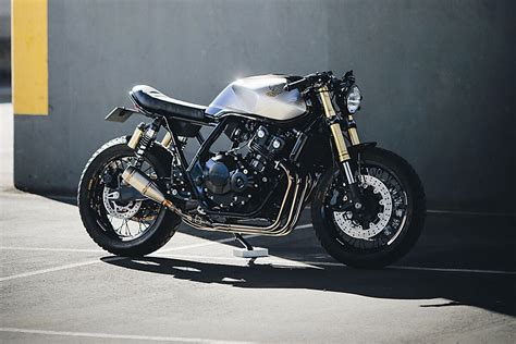 Return Of The Cafe Racers