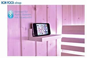 Bon Pool Rheine : sauna audio system mit bluetooth infraworld bon pool ~ Frokenaadalensverden.com Haus und Dekorationen