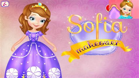 cuisine r馗up disney princess sofia makeover and dress up adultcartoon co