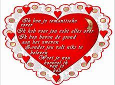 liefde poëzie