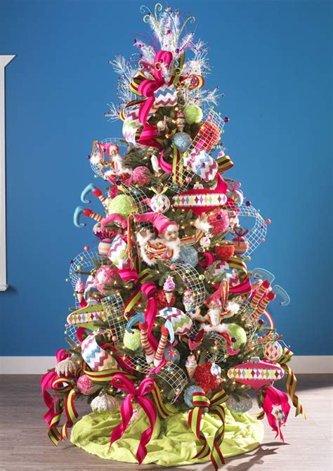 decorated christmas tree ideas photo gallery  shelley