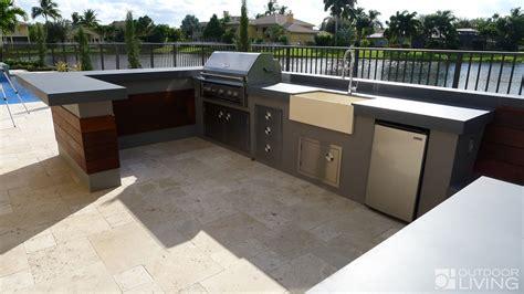 contemporary outdoor kitchen outdoor kitchen kitchen decor design ideas 2540