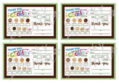 girl scouts  printable   cards girl scout