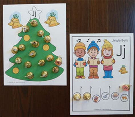 letter   jingle bells kidssoup