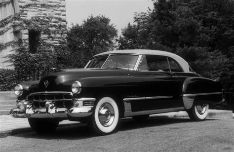 Top 5 Classic Cadillac Models From The Early To Mid 1900s