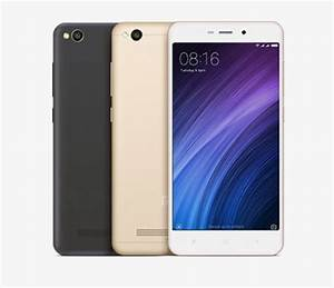Xiaomi Redmi 4a Launched In India