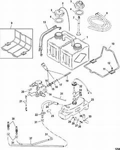 Oil Injection Components For Mercury    Mariner  135    140