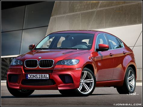 Bmw X6m Luxury Crossover Released For Sale In