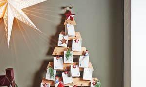 Adventskalender Holz Baum : tannenbaum adventskalender ~ Watch28wear.com Haus und Dekorationen