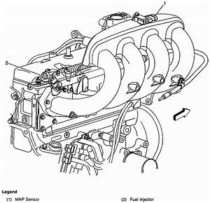 2 2l S10 Engine Diagram