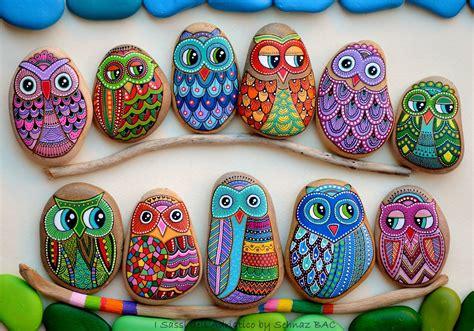 paint stones  pebbles page
