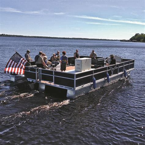 Epic Pontoon Boats by Pdb Adventures An Epic Boating Adventure Pontoon Deck