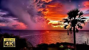 4K Video Ultra HD 💚 Most Beautiful Sunsets