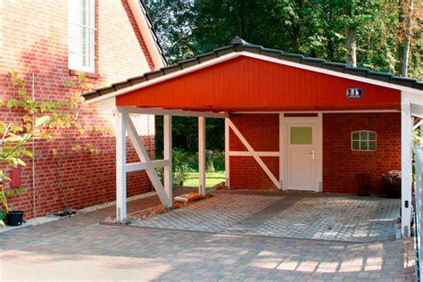 Garage Fachwerk Preis by Carport Und Garage Mit Fachwerk Solarterrassen