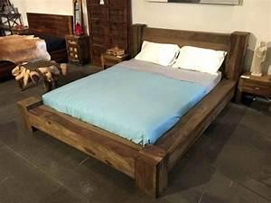Comment Faire Un Lit En Palette : beau lit en palette a vendre a propos de lit en bois image comment faire un de palette avec ~ Nature-et-papiers.com Idées de Décoration