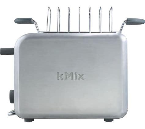 kenwood toaster kmix buy kenwood kmix 0wttm020s1 2 slice toaster stainless steel free delivery currys