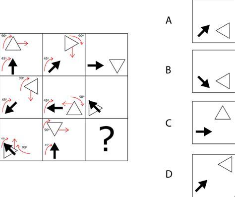 matrizen einstellungstests uebende