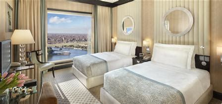 nile city hotel rooms  cairo luxury guestrooms